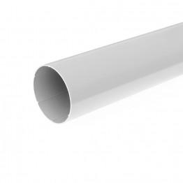 Водосточная труба 110 мм / 3 м Белый