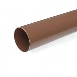 Водосточная труба 110 мм / 3 м Коричневый
