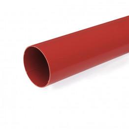 Водосточная труба 110 мм / 3 м Красный