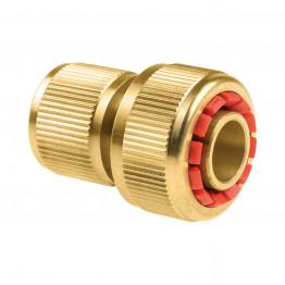 BRASS Коннектор - стоп 3/4'' /латунный/