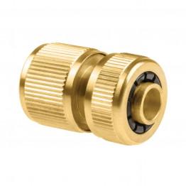 BRASS Коннектор - диаметр 1/2'' /латунный/