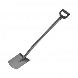 Лопата с закругленным лезвием BASIC