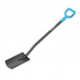 Лопата с закругленным лезвием IDEAL LINE